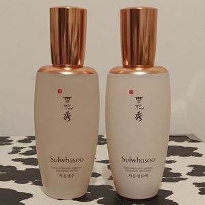 Sulwhasoo Concentrated Ginseng Renewing set